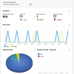 HootSuite - Facebook Insights report