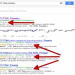 Rich snippets pro produkty - HTC Titan