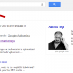 lnky od Zdeka Hejla ve vyhledvai Google