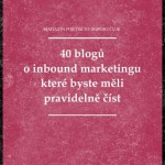 40 blogů o inbound marketingu