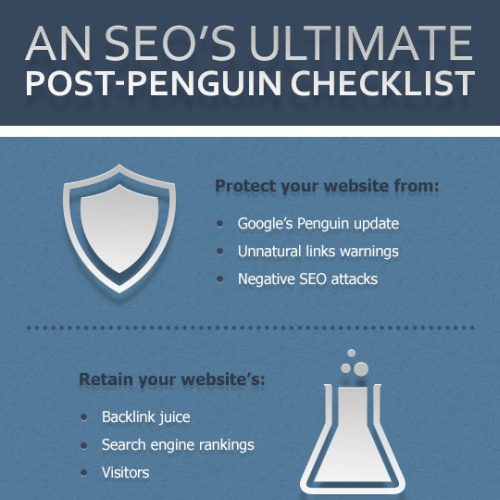 Post-Penguin SEO checklist