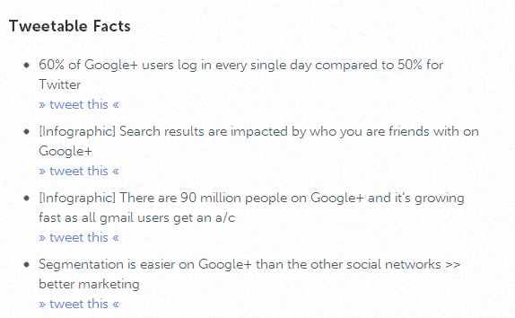 Unbounce: Tweetable Facts